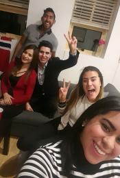 colombian visit