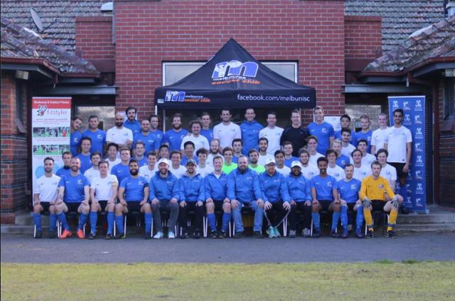 Fredrik soccer team